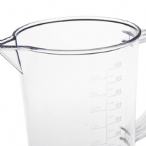 Clear Measuring Jug
